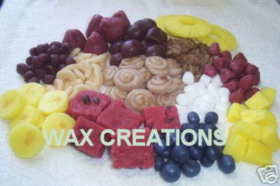 250-500 Piece Fruit Bakery Sampler