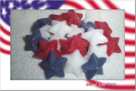 36-3D Stars Patriotic