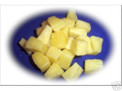 30 Pineapple chunks