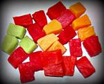 30 Fruit Chunks/YOUR CHOICE