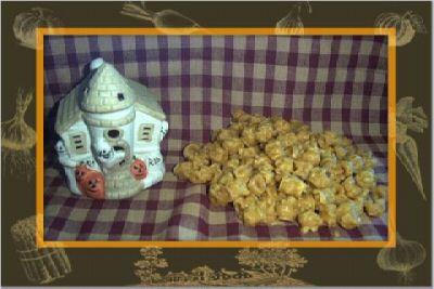 50 Caramel Popcorn