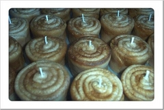 Wax Cinnamon Rolls/UNICED