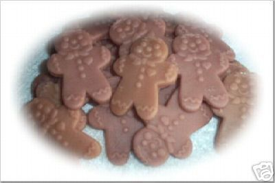 18 Large Gingerbread Men