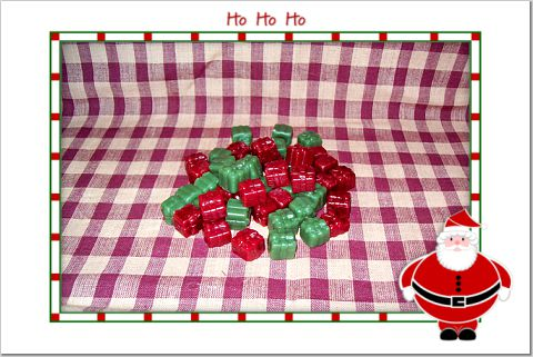 48 Mini Christmas Presents/gifts
