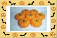 8 Small pumpkins