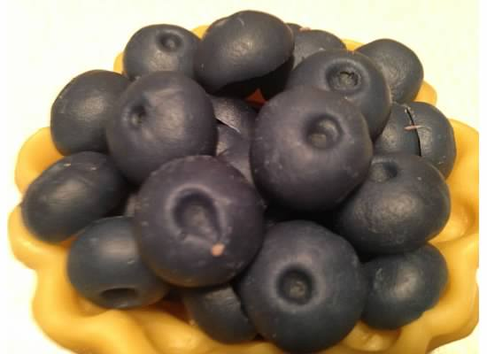 100 Blueberries
