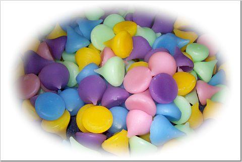 100 Pastel Kisses