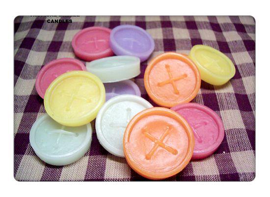 24 Prim pastel buttons