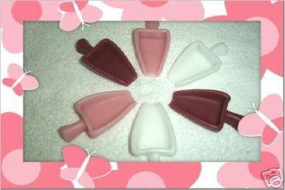 12 Valentine Ole Fashion Flour Scoops