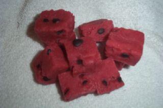 20 Watermelon Chunks