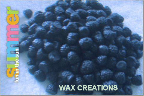 100 Black Raspberries