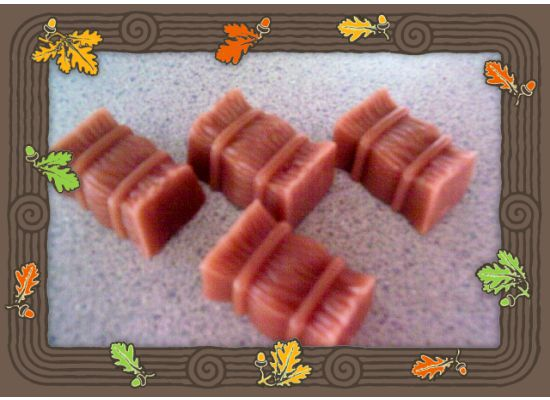 12 Wax Haybails