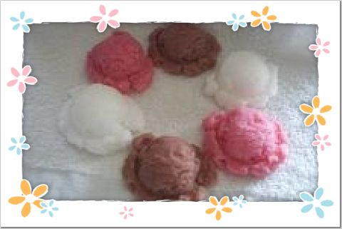 9 Large Ice Cream Scoops