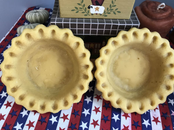 "5"" FULL WAX PIE CRUST/ DEEP DISH"