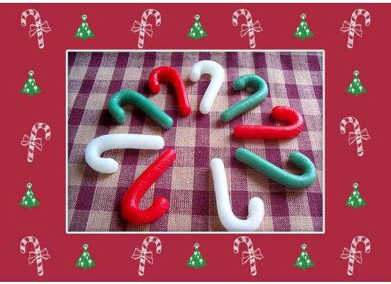 24 Candy Canes