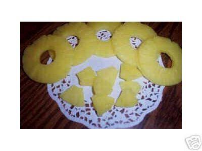 10 Pineapple Rings
