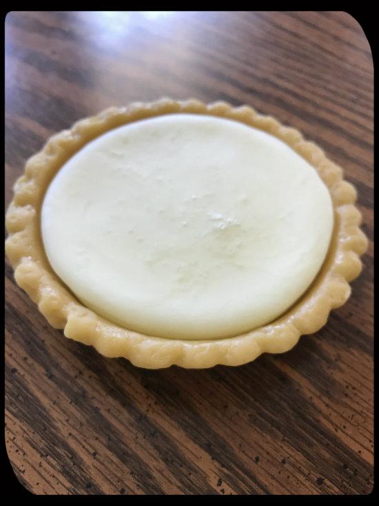 Small Wax cheesecake