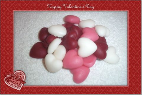 30 Puffy Hearts Valentine