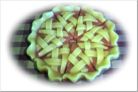 Whole Pie Slices - Pumpkin Pie
