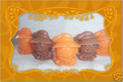 6 Scarecrow Wax Embeds