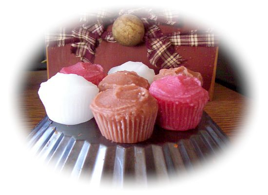 12 Mini Cupcakes