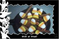 18 Prim Textured Candy Corn